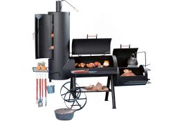 "Smoker - 16"" Chuckwagon Ranch"